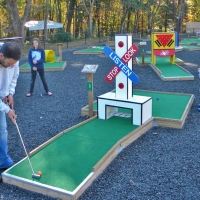minature golf